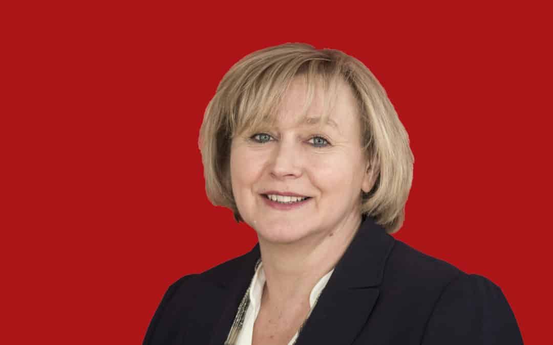 Martina Herrmann (SPD): Grünanlage Jubiläumshain wird aufgewertet