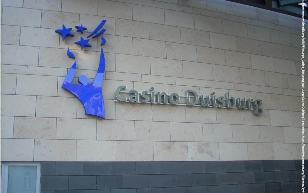 Casino-Standort Duisburg sichern