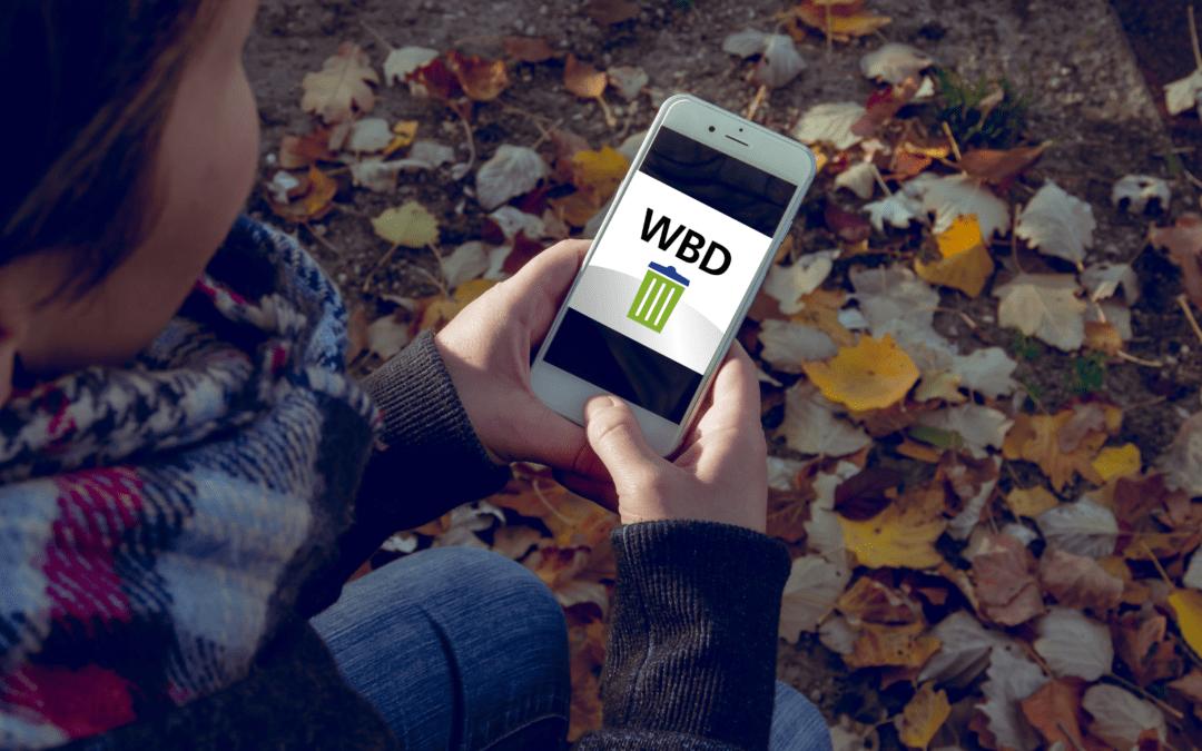 Elke Patz (SPD): WBD-Abfall-App mit neuen Funktionen