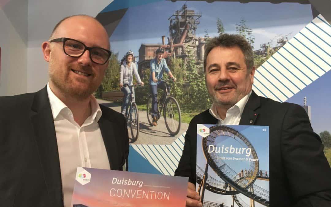Bruno Sagurna (SPD): Duisburg ist immer eine Reise wert
