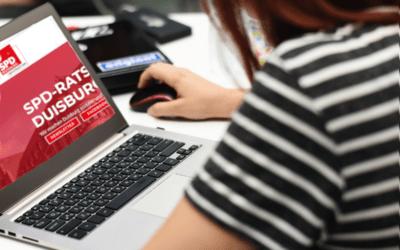 SPD-Fraktion freut sich über DigitalPakt und zusätzliches Geld für Duisburger Schulen