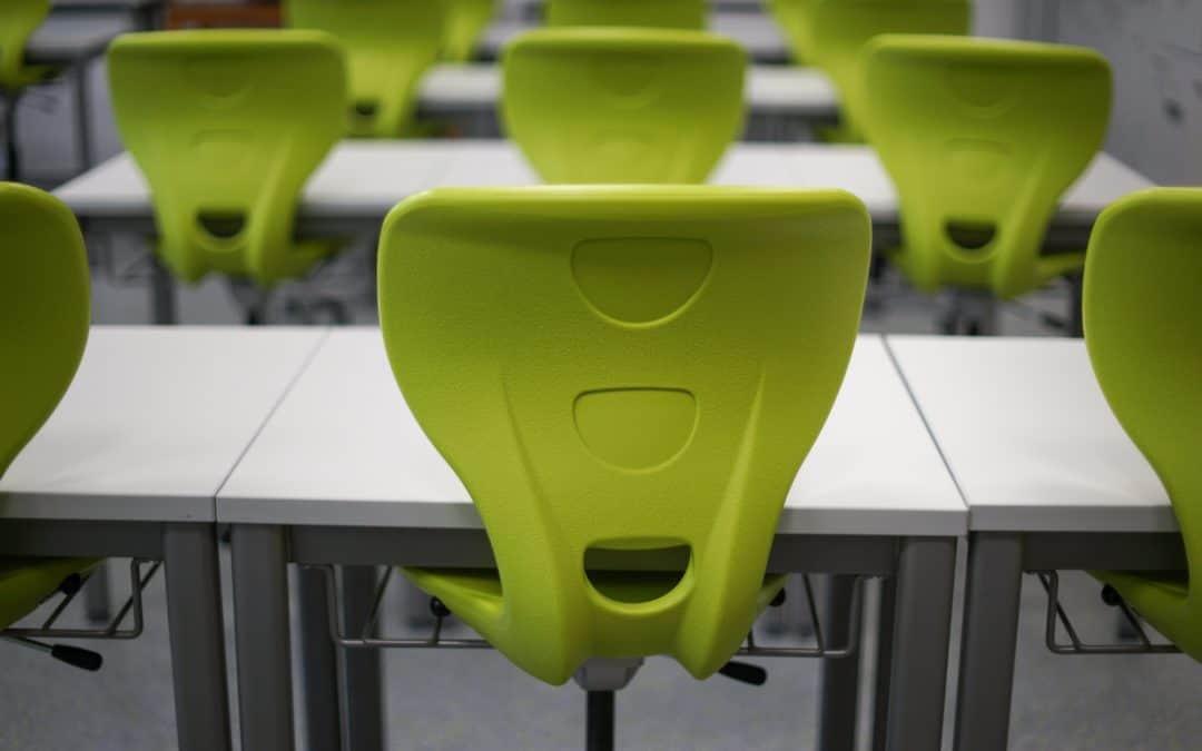 Schule braucht Platz – Musterraumprogramm für Duisburg