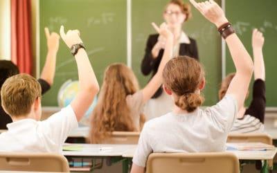 Bildung sind Investitionen in unsere Zukunft