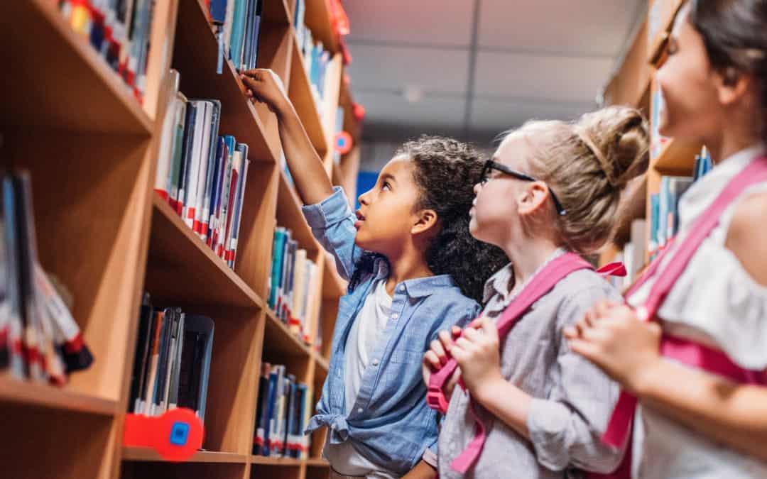 Kostenlose Bibliotheksausweise für Schülerinnen und Schüler