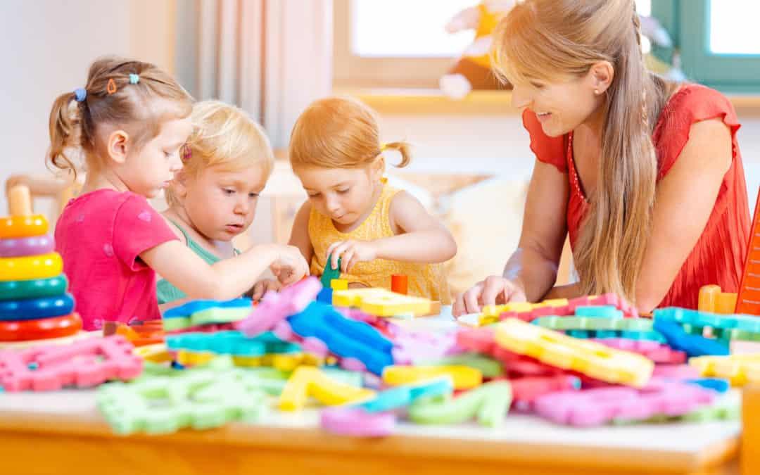 Betreuung in Kindertageseinrichtungen während der Corona-Krise