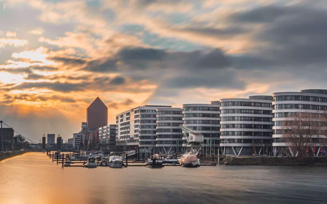 Sicherer Hafen Duisburg