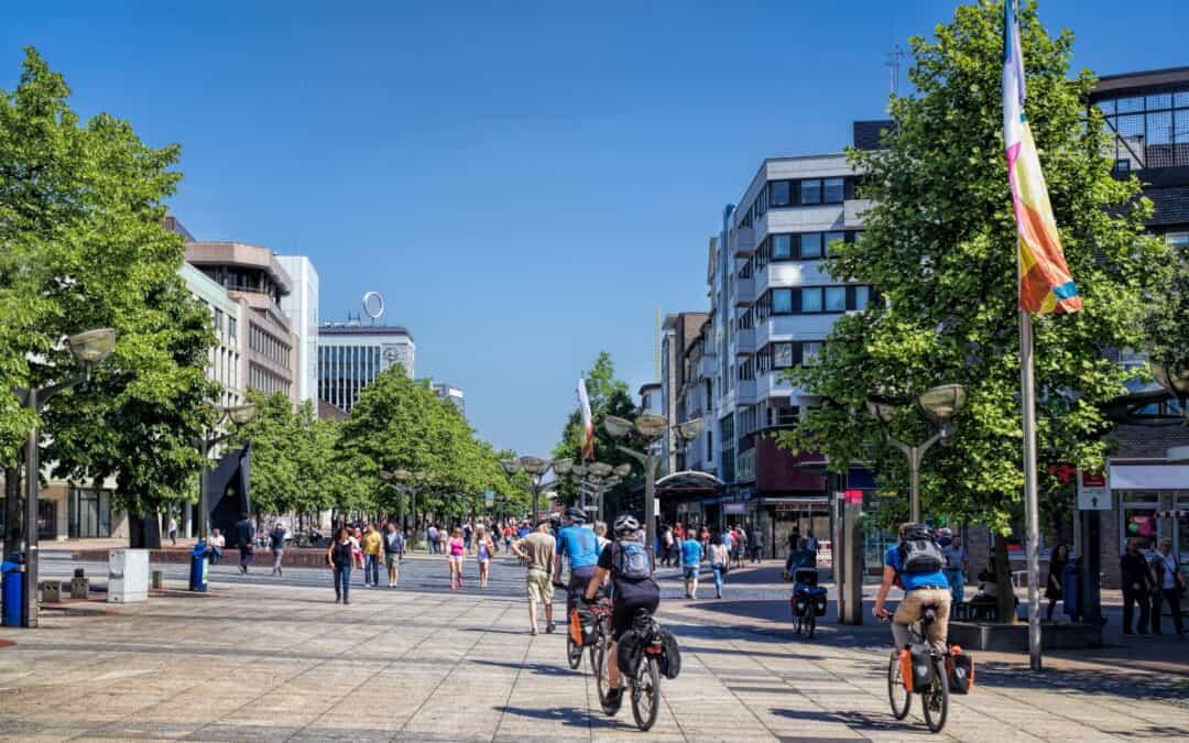 Duisburger Innenstadt nach Corona stärken