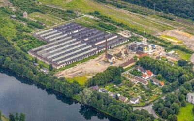 Wissenschafts- und Technologiezentrum in Wedau geplant